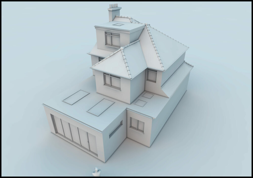 Architectural Drawings in Islington